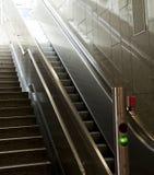 Automatisierte Treppen Stockbild