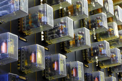 Automatisierung in der Industrie Stockfoto
