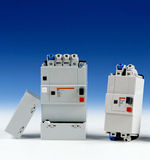 Automatisierung für Elektrizität Lizenzfreies Stockfoto