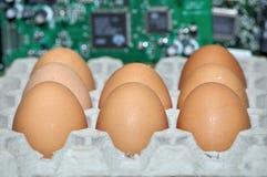 Automatisierung und Produktivität Lizenzfreies Stockfoto