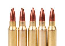 automatisk ammo flera vapen Arkivbilder