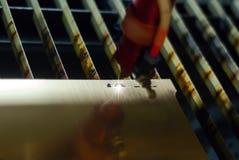 Automatisk laser-gravyr fotografering för bildbyråer