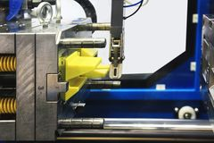 Automatisk stöpningsmaskin Royaltyfria Bilder