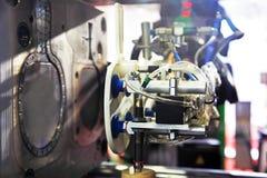 Automatisk stöpningsmaskin Royaltyfri Foto
