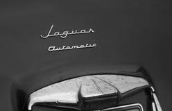 Automatiska Jaguar Royaltyfria Foton
