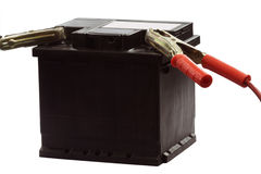 automatiskt batteri Arkivbilder