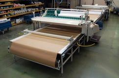 automatiskt klippa textilrengöringsduk Royaltyfria Bilder