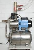 automatiskt pumpvatten Arkivbild