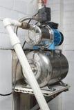 automatiskt pumpvatten Royaltyfri Foto