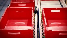 Automatización de las operaciones de la logística del almacén almacen de video