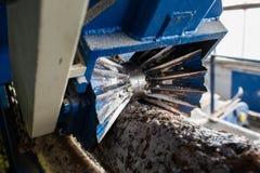 Automatyczna sortuje beli średnica Zdjęcie Royalty Free