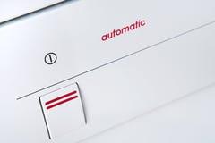 automatyczne urządzenia white Obrazy Royalty Free