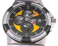 automatyczny drogi zegarek royalty ilustracja