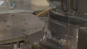 Automatyczny konwejer dla farmaceutycznych produktów pastylki, kapsuły (,) zdjęcie wideo