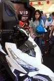 Automatyczny motocykl Fotografia Stock