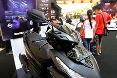 Automatyczny motocykl Fotografia Royalty Free