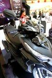 Automatyczny motocykl Zdjęcia Stock