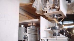 Automatyczny zastępstwo mielenie krajacz na CNC maszynie zbiory