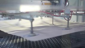 Automatyzująca produkci linia zbiory wideo