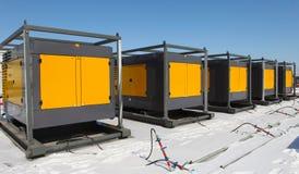 Automazione elettrica Fotografia Stock