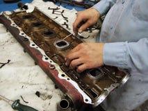 Automechanic fotografía de archivo