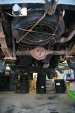 Automechanic Royalty Free Stock Images