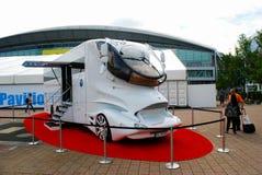 Automechanika 2014 Φρανκφούρτη - έκθεση διεθνούς εμπορίου της Φρανκφούρτης για τη αυτοκινητοβιομηχανία Στοκ φωτογραφίες με δικαίωμα ελεύθερης χρήσης