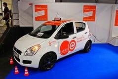 Automechanika 2014 Φρανκφούρτη - έκθεση διεθνούς εμπορίου της Φρανκφούρτης για τη αυτοκινητοβιομηχανία Στοκ Εικόνα