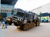 Automechanika внешнеторговая ярмарка Франкфурта 2014 - Франкфурта для автомобильной промышленности Стоковые Фотографии RF