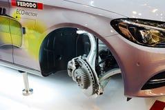 Automechanika внешнеторговая ярмарка Франкфурта 2014 - Франкфурта для автомобильной промышленности Стоковые Фото