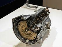 Automechanika fiera di commercio internazionale di Francoforte 2014 - di Francoforte per l'industria automobilistica Fotografie Stock