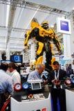Automechanika fiera di commercio internazionale di Francoforte 2014 - di Francoforte per l'industria automobilistica Immagine Stock Libera da Diritti