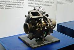 Automechanika 2014 Frankfurt - de Internationale Handelsbeurs van Frankfurt voor Automobielindustrie Stock Afbeeldingen