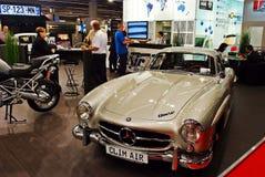 Automechanika 2014 Frankfurt - de Internationale Handelsbeurs van Frankfurt voor Automobielindustrie Stock Foto's