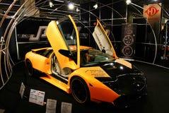 Automechanika 2014 Frankfurt - Frankfurt International Trade Fair for the Automotive Industry Stock Photo