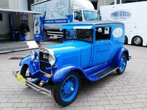 Automechanika 2014 Frankfurt - Frankfurt International Trade Fair for the Automotive Industry Royalty Free Stock Image
