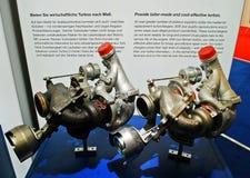Automechanika Frankfurt 2014 - Frankfurt-Messe internationalen Handels für die Automobilindustrie Lizenzfreie Stockfotografie
