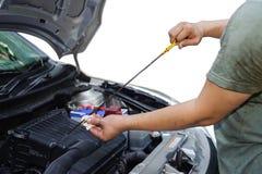 Automechaniker Stockfoto