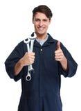 Automechaniker lizenzfreie stockfotos