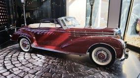 Automercedes-Oldtimer Lizenzfreie Stockfotos