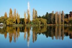 Automne à Canberra Image stock