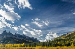 Automne à la tourelle Ridge Image libre de droits