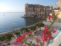 Automne à Naples Image libre de droits