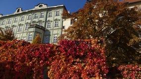 Automne à Prague Image libre de droits