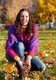 Automne coloré 4 Images libres de droits