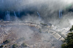 Automne d'Iguazu Photos stock