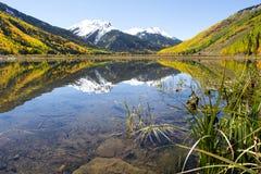 Automne dans le Colorado Photographie stock