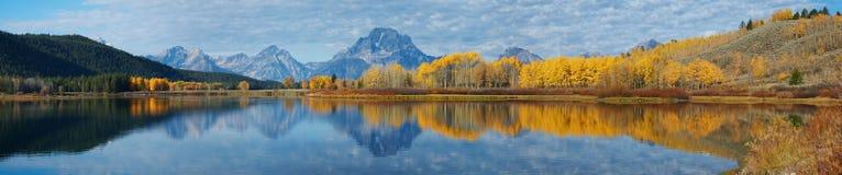 Automne dans Yellowstone photo libre de droits