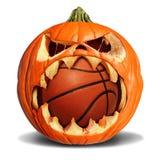 Automne de basket-ball Image libre de droits