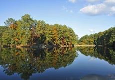 automne de couleur Image libre de droits